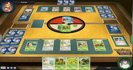 Play Pokémon Card Games and enjoy Pokémon World