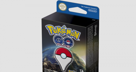 Pokémon Go Plus Notifies Players when they are near PokeStops